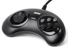 Sega joystick and PC